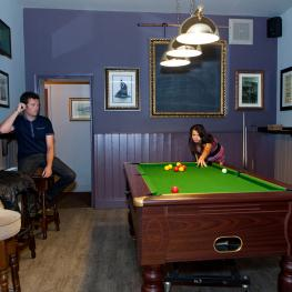 The Nailbox Shorncliffe Pool Table